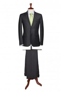 Costum barbati business gri 828