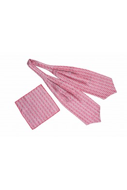Set handkerchief and tie